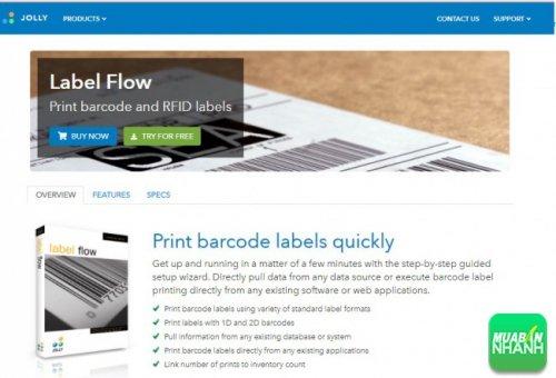 Label Flow